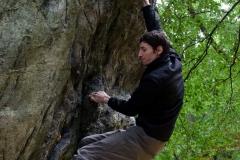 Bouldern in Ruppertshain