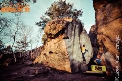 Fontainebleau, Bouldern, Bleau