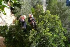 Familie und Bouldern / Klettern - Die 100. Reise