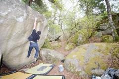 Fontainebleau - Apremont - Full Contact 7c+