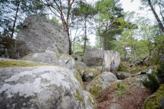 Fontainebleau - Apremont - Full Contact 7c+