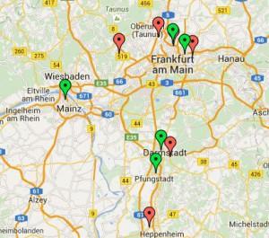 Boulderhallen Rhein-Main