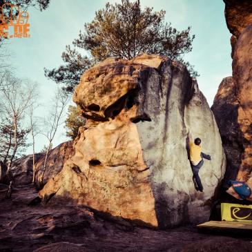 Fontainebleau – 95.2 – Gorge aux Chats