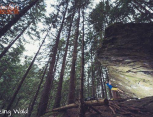 Outdoorfotografie – Bouldern im Zillertal