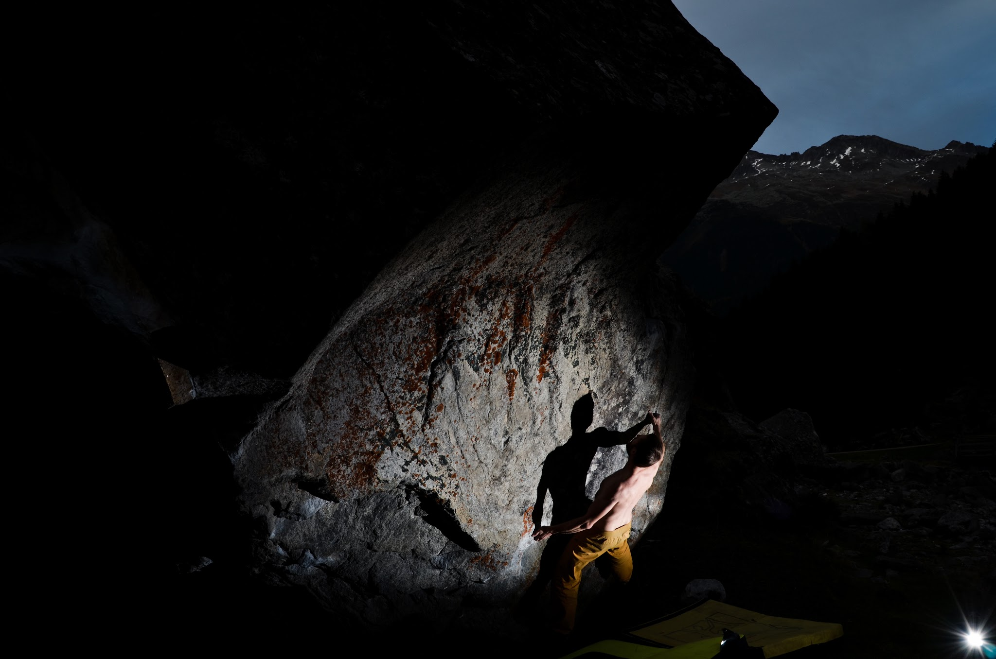 Zillertal Bouldern