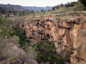 Klettern Teneriffa (2)