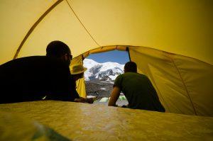 Peak Lenin, Pik Lenin, 7000er, Mountain, Kirgisien