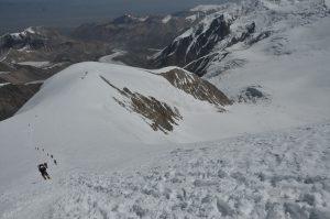 Bergsteigen, Peak Lenin, Pik Lenin, 7000er