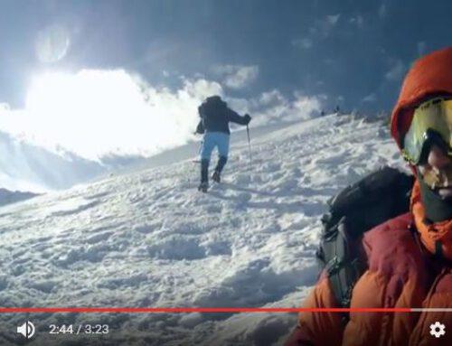 Video: Pik Lenin – 7134 Meter
