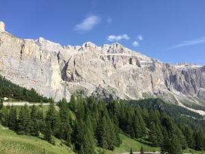 Bouldern, Dolomiten, Italien, Alpen en bloc 2, Steinerne Stadt, Sellajoch, Brenta