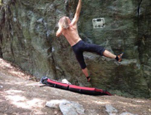 Neues vom Bouldern aus dem Taunus