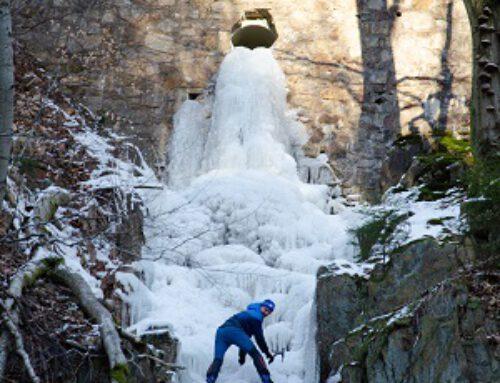 Kleine Abenteuer – Einsklettern im Taunus