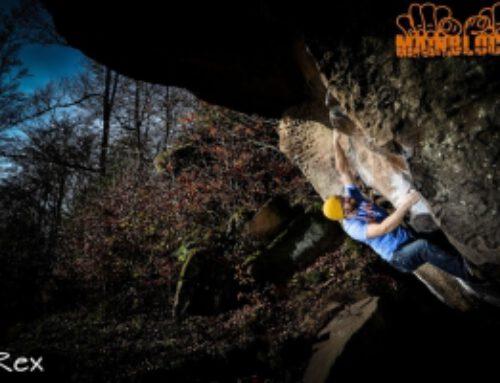Outdoorfotografie – Bouldern in der Pfalz